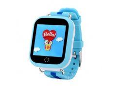 Smart baby watch Smartix GPS DF25 (Q100 AQUA) blue