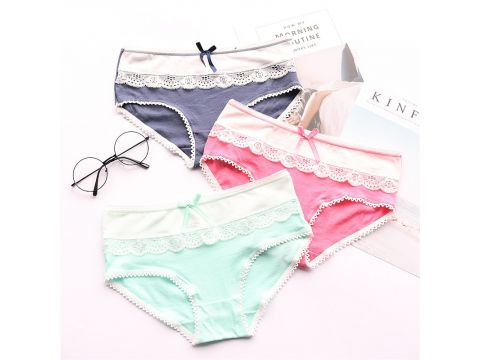 Panties review teens in