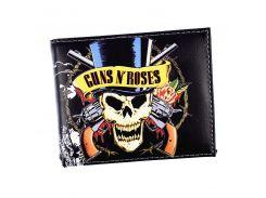 FVIP Music Rock Band Wallet Guns N' Roses /AC DC / Nirvana / Rolling Stone Wallets Credit Card Holder Purse