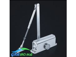 door closers buffer protect door household pushed to open and automatic speed casting automatic door hardware 45kg duty gate