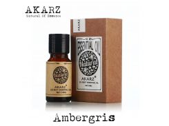AKARZ Famous brand natural aromatherapy Ambergris essential oil Perfume raw materials Ambergris oil