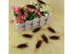 2018 Sale Promotion Game Funny Gadgets 1pcs/free Shipping 4cm Soft Pvc Plastic Cockroach Halloween Replica Practical Jokes Toys