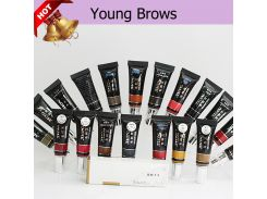 Permanent Makeup Pigment,Cosmetic Tattoo Ink,Eyebrow Microblading Pigment