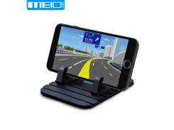 MEIDI Universal phone Holder Soft Silicone Anti Slip Mat Desktop Car Phone Holder Bracket For Samsung  Xiaomi Mobile Holder