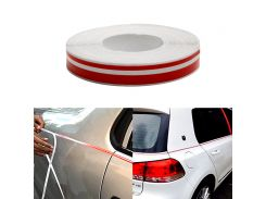 2018 5 Colors 4mm/2mm 9800mm Stripe Tape Streamline Decals Stickers for Car Styling Double Line Tape Decal Vinyl Stickers