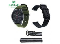 Genuine Classic Nylon Strap For Samsung Gear S3 Band Frontier Strap For Gear S3 Classic Watchband 22mm Watch Bracelet