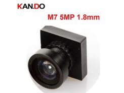 m7 1.8MM HD 5.0Megapixel Lens Wide Viewing Angle 170Degree Mini Fisheye Lens FPV Camera Racing Camera Drones Lens