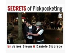2016 Secrets of Pickpocketing by James Brown magic