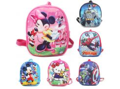 1834bba176af Hello Kitty Cartoon Plush School Backpack For Kids Mickey Minnie Students  In School Bags Children Backpacks