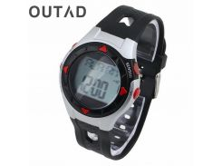OUTAD relogio 1pcs Outdoor LED Watch Cycling Monitor Wrist Watches Calorie Waterproof Pulse Heart Rate Counter Sport Exercise