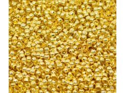 "DoreenBeads Alloy Crimp Beads Round Gold color 1mm 2mm( 1/8"") Dia, 250 Pieces"