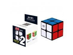 QIYI 2 Layers Cube Puzzle Toy Magic Cube 2x2x2 Profissional Match Cube Toy Children Kids Educational Gift Toy Biginner