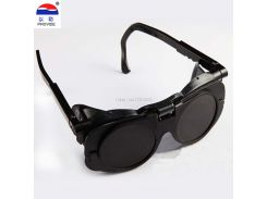 PROVIDE welding glasses Double turn 2 mirror laser safety glasses profession Practical type safety glasses welding