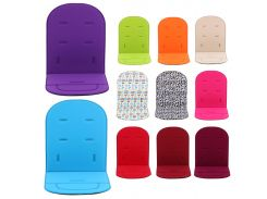 Baby Stroller Seat Cushion Comfortable Kid Pushchair Car Auto Cart Seat Pad Thick Pram Liner Mat Baby Stroller Padding Accessory