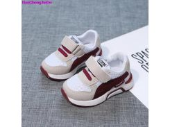 HaoChengJiaDe Kids Boys Shoes Girls Sneakers New Spring Net Breathable Sport Running Baby Boys Shoes Soft Outdoor Travel Shoes
