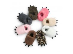 WONBO Cute Modeling Monster Paw Baby Worm Slippers 2018 Winter Baby Shoes First Walkers Photo Props Accessories Baby Clothing