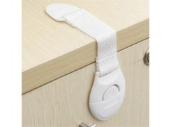 5Pcs/Lot Baby Safety Child Lock Plastic Drawer Door Cabinet Cupboard Safety Locks Protection from Children Baby Care Products