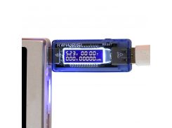 3 in 1 Battery Tester Voltage Current Detector Mobile Power Voltage Current Meter USB Charger Doctor Newest