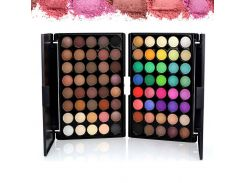 40 Color Eyeshadow Palette Make Up Earth Eye Shadow Cosmetic Glitter Waterproof Long Lasting Makeup Tools For Women  HB88