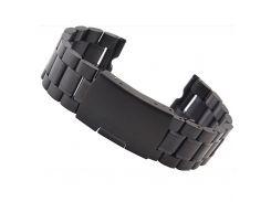 EACHE 22mm Solid Stainless Steel Replacement men Watchband watch straps for Motorola Moto 360 Smart Watch watch accessories
