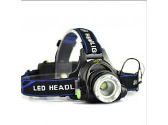 SOLLED T6 LED Water Resistant Headlight Headlamp 2000LM Powered Head Lamp Torch LED Flashlights Biking Fishing Torch