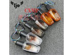 clignotant moto for honda dio shadow grom cb650f 1000r CB1300 X4 CB400 msx125 cb1000r varadero motorcycle turn signal light lamp