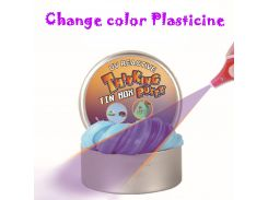 Creative UV Discolor Hand Gum Silly Putty 5 Colors Light Clay Kids Slime Toys 2017 Hot Release Plasticine Children DIY Gifts