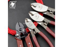 """LIJIAN 6"""" 8"""" 10"""" Diagonal Pliers Electrical Wire Cable Cutting Cutter Inch Wire Cutter Cable Crimping Hand Tool Cable Stripping"""