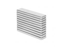 Magnets 10PCS Block N52 rectangle Magnets 40x10x3mm Rare Earth Neodymium Magnet Tools for Hanging Home DIY