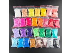 2.6mm Mini Hama Beads one Bag About 500/Pcs Bag 30 colors Available 100% Quality Guarantee Perler Beads Activity Fuse Beads
