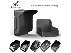 ABS access control all-in-one rainproof cover access control rfid card reader  machine protection box