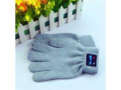 Winter cashmere pom pom beanie hats wholesale bluetooth gloves 1