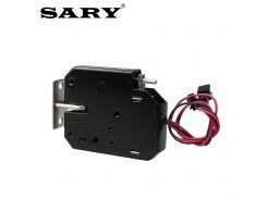 Small electromagnetic lock DC 12V1.5A supermarket intelligent locker electronic lock access control electric lock mailbox lock