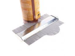 Stainless steel Contour Gauge Duplicator Irregular Profile Measuring Gauge Carpenter's Measurement Copy Gauges