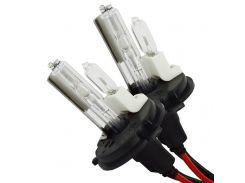 Safego DC 12V hid xenon h4 xenon halogen bulbs light H4 9004 9007 H13 high low Hi Lo lamp 35W Car headlight 4300K 6000k 8000k