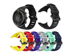 Free delivery Replacement Sport Band For Suunto Core Rubber Soft Watch Strap TPU Wristband