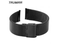 22mm Stainless Steel Watchband Smart Watch Band Strap for Moto 360 2 2nd 46mm 2015 Samsung Galaxy Gear 2 R380 Neo R381 Live R382