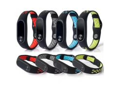 Silicone band for Xiomi Mi Band 2 Strap Wristband Watch for Xaomi Miband2 Miband 2 Strap For Xiaomi Mi Band 2 Bracelet