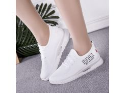 Fashion Summer Women Sneakers Casual White Mesh Shoes Flying Woven Women Sneakers Non-slip Light Running Woman Shoes Sneakers