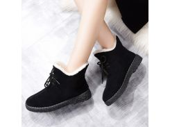 Women Boots Winter Ankle Boots Women Flat Bottom Low Help Women Shoes Soft And Comfortable Keep Warm Female Boots 2018