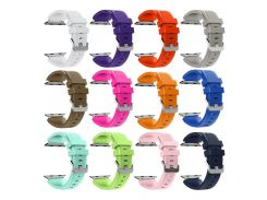 For Apple Watch Band Sport Soft Silicone Bracelet Strap Waterproof for Apple Watch Series3 Series 2 Series 1 12 Colors Available