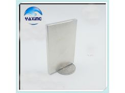 2pcs/pack Search Magnets 60 x40x5mm Strong Cuboid Block  Magnets Rare Earth  Neodymium Magnets Magnet N35  60*40*5mm