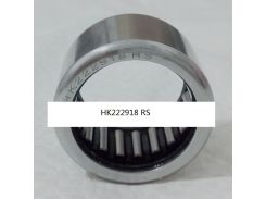 HK222918 RS HK222918rs Drawn cup caged Needle roller bearings open end ,wtih seal the size of  22 *29*18mm CN250 CF Moto