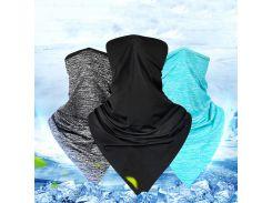 Winter Sport Riding Anti-Dust Headscarf Half Face Masks Bandanas Ice Silk Riding Mask Motorcycle Face Shield Outdoor 2019