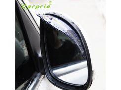 New Car styling Super Hot TYPE-R Car Rearview Mirror Rain Eyebrow Storm Apron AE-030 Apri26 car-styling 2017