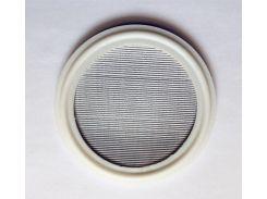 "Free Shipping  PTFE Gasket 1.5""-4"" , Tri Clamp PTFE Gasket 150 mesh (100 micron) Sanitary Stainless Steel 304"