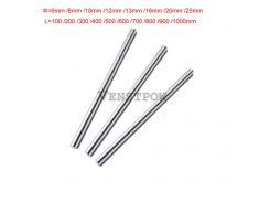 4pcs 12mm 12x200 linear shaft 3d printer 12mm x 200mm Cylinder Liner Rail Linear Shaft axis cnc parts