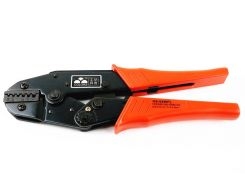 Insulated Terminals Cable End-sleeves Crimper Plier AWG 20-12 Capacity 0.5-4mm2 HS-04WFL