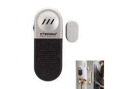 Door Window Entry Defense Alarm Magnetic Sensor Anti-theft Home Security Safety Device LCC77