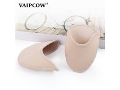 Orignial one pair breathable ballet Pointe Dance Shoes insole Protection Toe Pads Forefoot Cushions shoe accessories VAIPCOW
